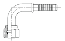 FITTING AOC FOR 90 12H 12F