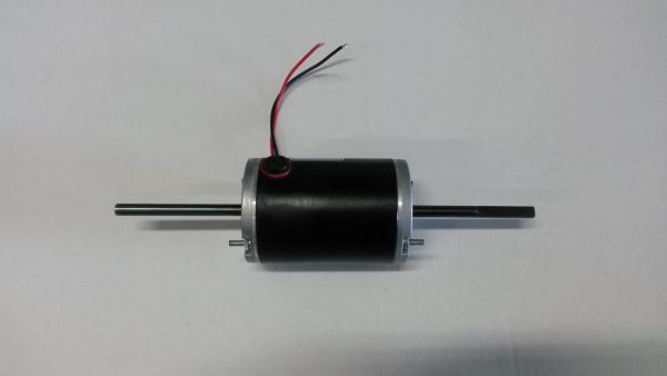 12V 3/8 Single Motor Double Shaft