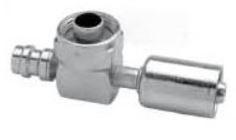 #12 Tube-O Compressor Service Fitting